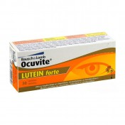 Bausch & Lomb Ocuvite Lutein Forte 30 Δισκία