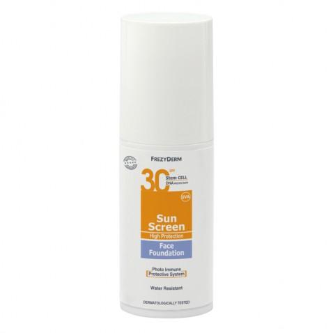 Frezyderm Sunscreen Face Foundation Spf30 40ml 36560
