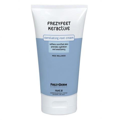 Frezyderm Frezyfeet Keractive Cream 75ml αρχική   προσωπικη φροντιδα   ποδια   χερια   νυχια   κάλοι   κότσια   σκληρύνσε