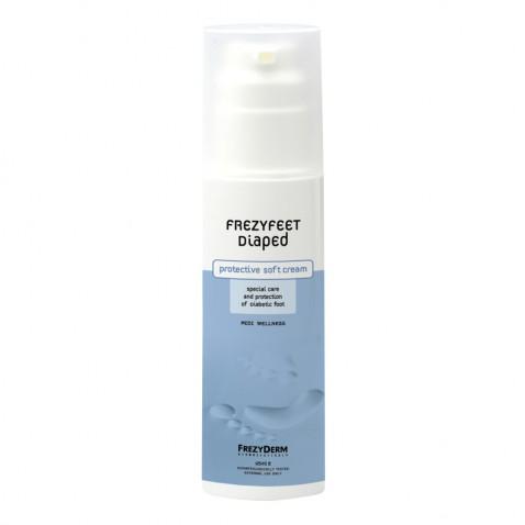 Frezyderm Frezyfeet Diaped Cream 125ml αρχική   προσωπικη φροντιδα   ποδια   χερια   νυχια   διαβητικό πόδι