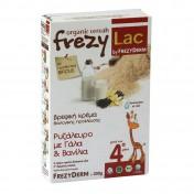 Frezyderm Frezylac Bio Cereal Ρυζάλευρο Γάλα Βανίλια 200gr