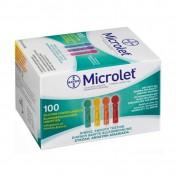 Bayer Microlet® Βελόνες Μέτρησης Σακχάρου 100τεμ