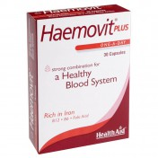 Health Aid Haemovit Plus Blister 30