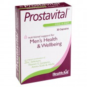 Health Aid Prostavital Capsules 30 Blister