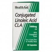 Health Aid CLA Linoleic Acid 30caps