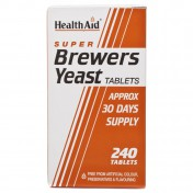 Health Aid Super Brewers Yeast Tablets 240