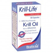Health Aid Krill Life Krill Oil 500mg 60caps