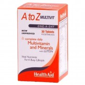 Health Aid A To Z Multivit Tablets 30