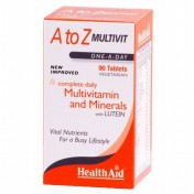 Health Aid A To Z Multivit Tablets 90