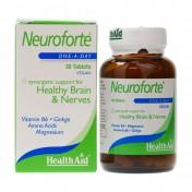 Health Aid Neuro Forte Tablets 30