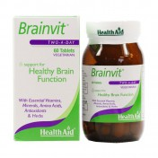 Health Aid Brainvit Tablets 60