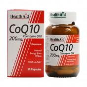 Health Aid Coq-10 200mg Capsules 30