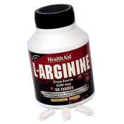 Health Aid L-Arginine 500mg 60 caps