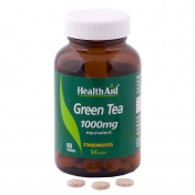 Health Aid Green Tea Extract 1000mg Tablets 60