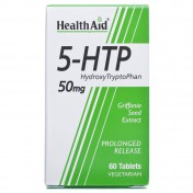 Health Aid L-5 Hydroxytryptophan 50mg Tablets 60