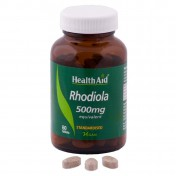 Health Aid Rhodiola Root Extract 350mg Tablets 60