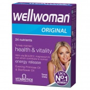 Vitabiotics Wellwoman 30 caps