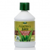 Optima Aloe Vera Juice Cranberry  500ml