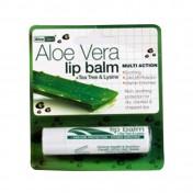 Optima Aloe Vera Lip Balm 4gr