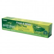 Optima Tea-Tree Fresh & White Toothpaste 100ml