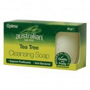 Optima Tea-Tree Cleansing Soap 90gr
