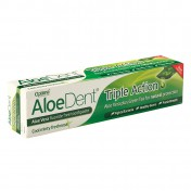 Optima Aloedent Toothpaste Triple Action 100ml