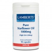 Lamberts Pure Starflower Oil High GLA 90caps