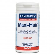 Lamberts Maxi Hair New Formula 60tabs