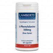 Lamberts L-Phenylalanine 60caps