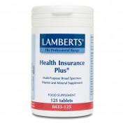 Lamberts Health Insurance Plus 125tabs