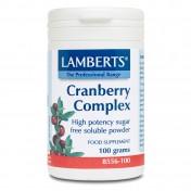 Lamberts Cranberry Complex Powder 100gr