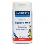 Lamberts St Johns Wort 1700mg 120tabs