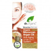 Dr.Organic Argan Oil Anti-Aging Stem Cell System 30ml