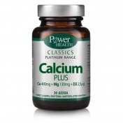 Power Health Calcium Plus Classics Platinum Range Tabs 30