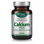 Power Health Calcium Plus Classics Platinum Range Tabs 30
