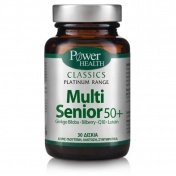 Power Health Multi Senior 50+ Classics Platinum Range Tabs 30