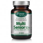 Power Health Multi Senior 50+ Classics Platinum Range Tabs 30