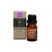 Apivita Βιολογικό Αιθέριο Έλαιο Lavender Λεβάντα 10ml