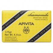 Apivita Φυσικό Σαπούνι Χαμομήλι 125gr