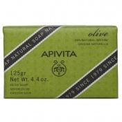 Apivita Φυσικό Σαπούνι Ελιά 125gr