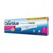 Clearblue Test Εγκυμοσύνης Γρήγορης Ανίχνευσης