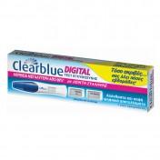 Clearblue Digital Τεστ Εγκυμοσύνης Με Εβδομάδες