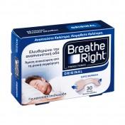 Breathe Right Μεσαίο Μέγεθος 30 Ταινίες