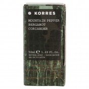 Korres Fragrance Men Mountain Pepper 50ml