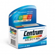 Centrum Select 50+ 60 Tabs