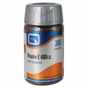 Quest Vitamin E 400iu 60 Caps
