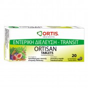 Ortis Ortisan New 20 Tablets