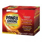 Ortis Ginseng Bio Αμπούλες 10x15ml