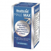 Health Aid Male Max Vegetarian 30 Tablets