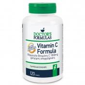 Doctor's Formulas Vitamin C 1000mg Formula Φόρμουλα Βιταμίνης C 120tabs